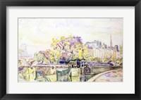 Framed Paris, 1923