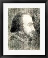 Framed Erik Satie