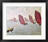 Framed Breeze, Concarneau, 1891