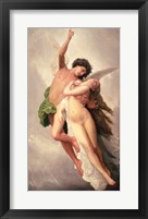Framed Abduction of Psyche