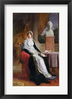Framed Marie-Laetitia Ramolino