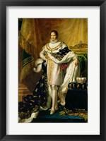 Framed Joseph Bonaparte
