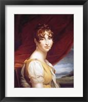 Framed Hortense de Beauharnais