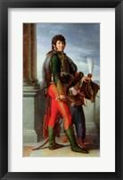 Framed Joachim Murat