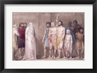Framed St. Gregory and the British Captives