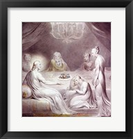 Framed Christ in the House of Martha and Mary or The Penitent Magdalen
