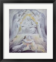 Framed Mercy and Truth are met together, Righteousness and Peace have kissed each other