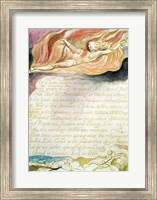 Framed Marriage of Heaven and Hell; As a new heaven is begun, c.1790