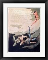 Framed Europe a Prophecy 'Unwilling I look up', 1794