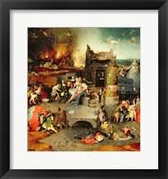 Framed Temptation of St. Anthony