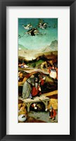 Framed Temptation of St. Anthony 2