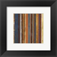 Stripes II - petite Framed Print