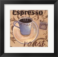Framed Espresso Roast