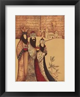 Framed Three Wise Men