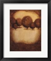 Framed In a Dream of Trees II