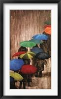 Framed In the Rain
