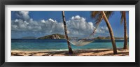 Framed Beach Dream I