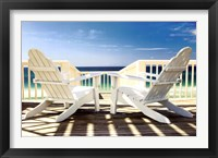 Framed Deck Chairs