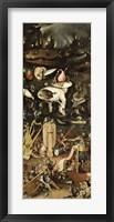 Framed Garden of Earthly Delights, c.1500