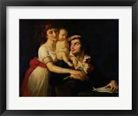 Framed Camille Desmoulins