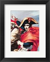 Framed Napoleon
