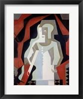 Framed Pierrot, 1919