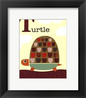 Framed Turtle