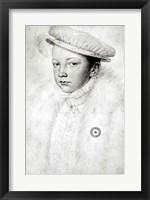Framed Francois II