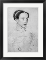 Framed Mary Queen of Scots, 1559