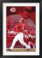Framed Reds - J Votto 11