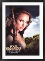 Framed Your Highness - Natalie Portman