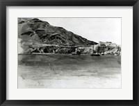 Framed Mers El-Kebir, Algeria