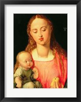 Framed Madonna and Child 2