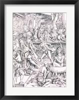 Framed Torture of St. John the Evangelist