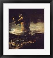 Framed Colossus, c.1808