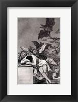 Framed Sleep of Reason Produces Monsters