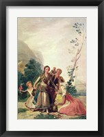 Framed Spring, 1786