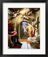 Framed Annunciation II