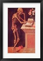 Framed Vanitas, 1543