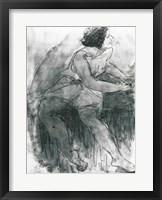 Framed Isadora Duncan
