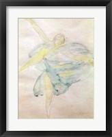 Framed Dancer with Veils