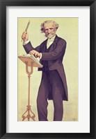 Framed Giuseppe Verdi