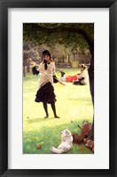 Framed Croquet