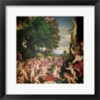 Framed Worship of Venus, 1519