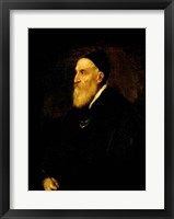 Framed Self Portrait, c.1560
