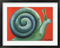 Framed Escargot