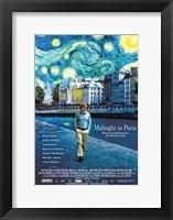 Framed Midnight in Paris