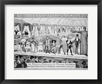 Framed 'The Barnum and Bailey Greatest Show on Earth'
