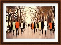 Framed Poets Walk