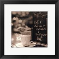 Framed Café, Champs-Élysées